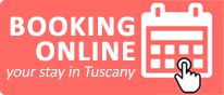Booking online, your stay at Hotel Hermitage Ronchi - Tuscany